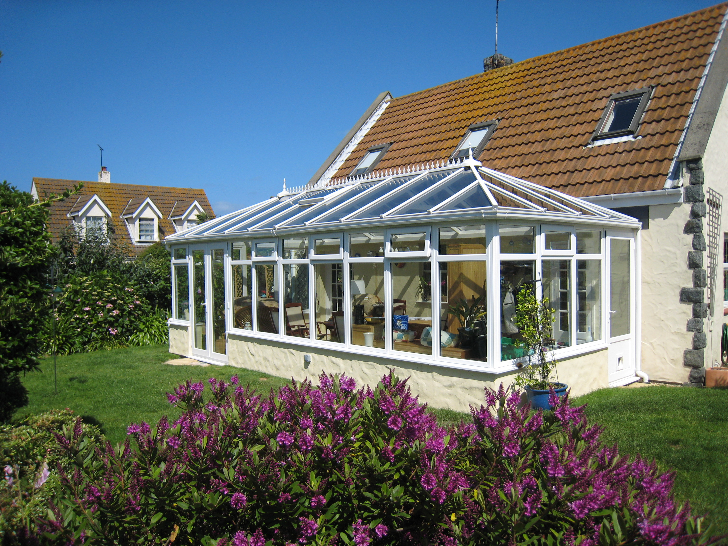 Conservatories Guernsey Conservatories Amp Blinds